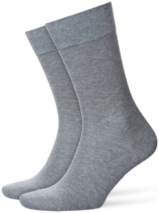 Burlington Lord Socks Grijs