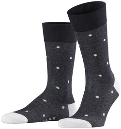 Falke Dotted Socks Sailor Black