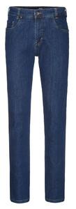 Gardeur Nevio Regular-Fit Jeans Midden Blauw