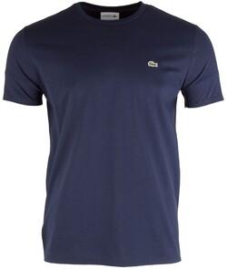 Lacoste Croc Emblem T-Shirt Marine