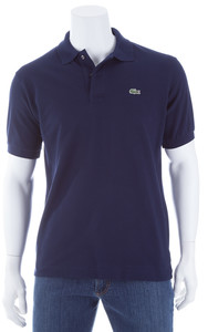 Lacoste Crocodile Caiman Polo Navy