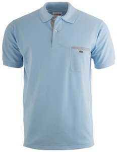 Lacoste Polo met Borstzak Polo Creek