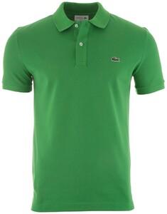Lacoste Slim-Fit Piqué Polo Poloshirt Apple Green