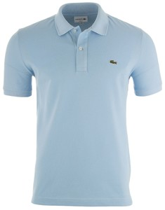 Lacoste Slim-Fit Piqué Polo Poloshirt Creek