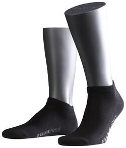 Falke Family Sneaker Socks Black