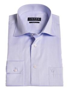 Ledûb Dress-Shirt Non-Iron Overhemd Licht Blauw