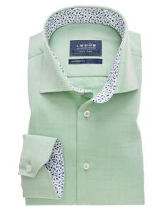 Ledûb Uni Chess Contrast Shirt Green