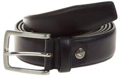 Lindenmann Basic Plain Belt Belt Blue