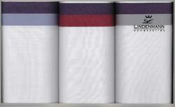 Lindenmann Doosje Zakdoeken Handkerchiefs Multicolor