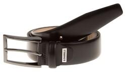 Lindenmann Luxury Flame Belt Riem Zwart