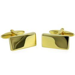 Lindenmann Manchetknopen Cufflinks Gold Yellow
