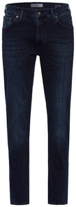 Brax Chuck Jeans Blue Black Used