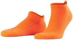 Falke Cool Kick Sneaker Socks Flash Orange