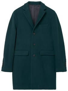 Gant The Wool Coat Diamond G Ponderosa Pine