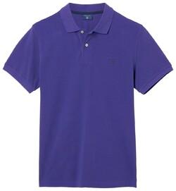 Gant The Summer Pique Polo Wisteria Purple