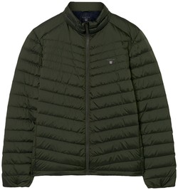 Gant The Airlight Down Jacket Mosgroen