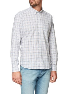 Maerz Button Down Check Overhemd Enzian
