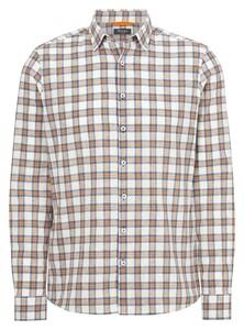 Maerz Classic Check Kent Shirt Exuberance