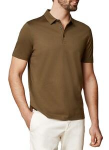 Maerz Cotton Poloshirt Poloshirt Olive Paste
