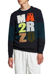 Maerz Fantasy Pullover Pullover Anthracite Grey