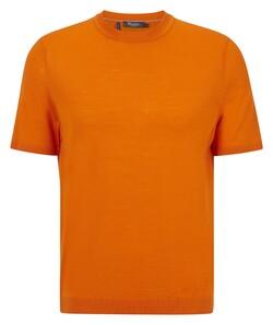 Maerz Merino Extrafine O-Neck T-Shirt Exuberance