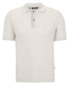 Maerz Merino Extrafine Poloshirt Poloshirt Sea Shell