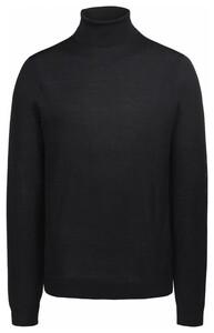 Maerz Merino Extrafine Pullover Black