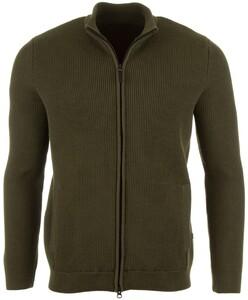 Maerz Merino Superwash Cardigan Vest Olive Night