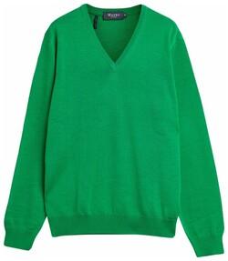 Maerz Merino Superwash Extra Long Sleeve Trui Garden Green