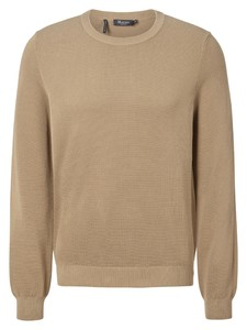 Maerz Organic Cotton Roundneck Trui New Camel