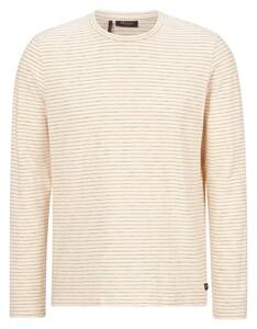Maerz Striped Long Sleeve T-Shirt Exuberance