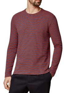 Maerz Striped T-Shirt T-Shirt Grenadine