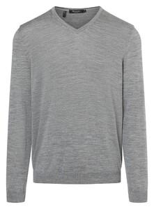 Maerz Superwash Merino Pullover Pullover Mercury Grey