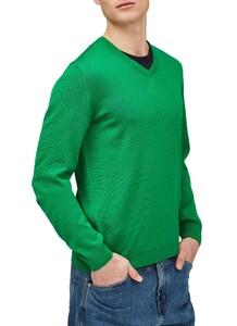 Maerz Superwash Merino Pullover Trui Garden Green