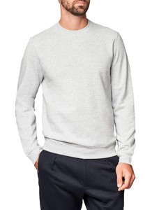 Maerz Sweat Deluxe Pullover Light Grey