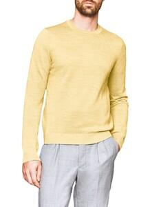 Maerz Two-Tone Pullover Trui Vanilla