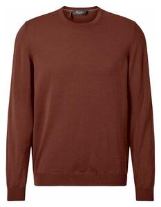 Maerz Uni Merino Superwash Pullover Copper