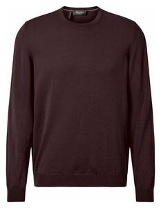 Maerz Uni Merino Superwash Pullover Oxblood