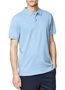 Maerz Uni Poloshirt Polo Star Blue