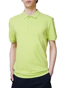 Maerz Uni Poloshirt Poloshirt Acid Green