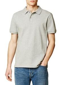 Maerz Uni Poloshirt Poloshirt Ginger Grey