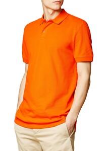 Maerz Uni Poloshirt Poloshirt Grenadine