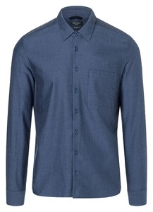 Maerz Uni Shirt Shirt Navy