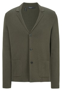 Maerz We Are Eco Organic Cotton Uni Vest Army Olive