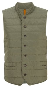 Maerz We Are Eco Outdoor Cardigan Army Olive