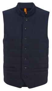 Maerz Wer Are Eco Cotton Cardigan Navy
