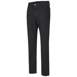 MENS Detroit 5-Pocket Jeans Jeans Zwart