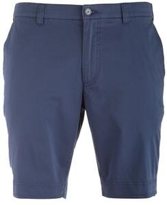 MENS Kuba Shorts Extra Thin Bermuda Midden Blauw