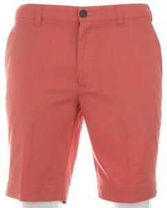 MENS Kuba Shorts Extra Thin Bermuda Rood