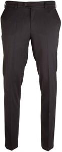 MENS Madison Dunne Wollen Pantalon Broek Antraciet